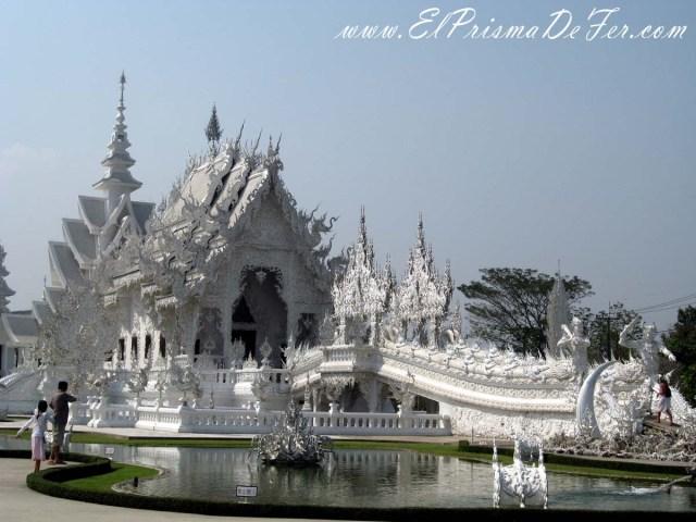 Templo Blanco Wat Rong Khun