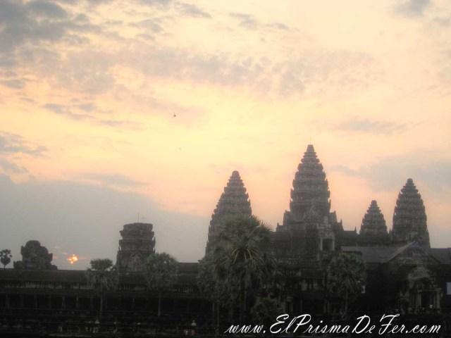 Amanecer en Angkor Wat - Cambodia