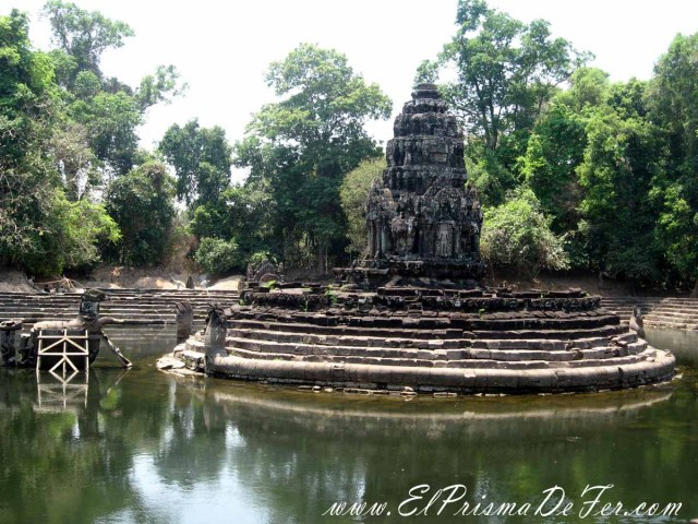Ruinas de Neak Pean