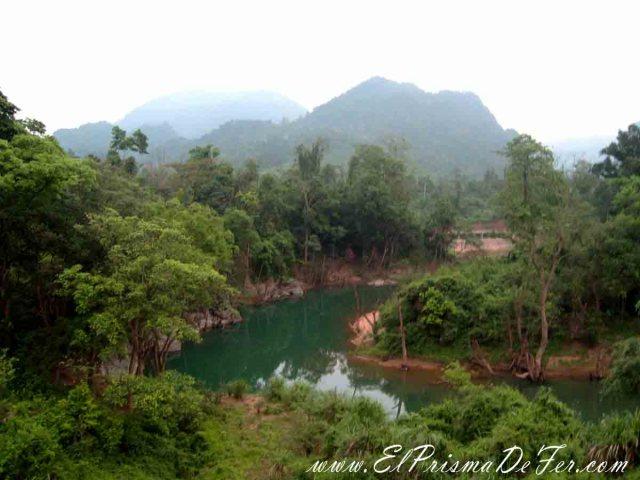 Rios dentro del Parque Nacional Phong Nha-Ke Bang