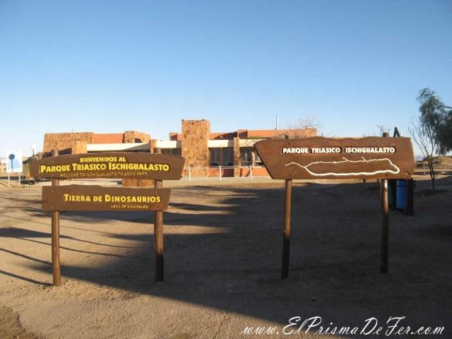 Bienvenida al Parque Jurasico :P