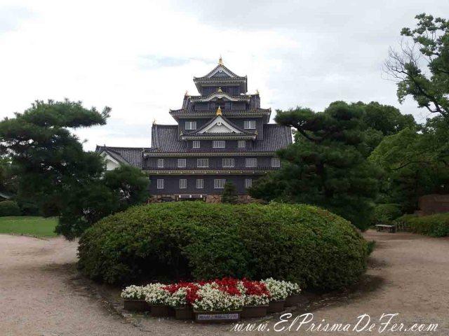 Castillo Japón: Okayama
