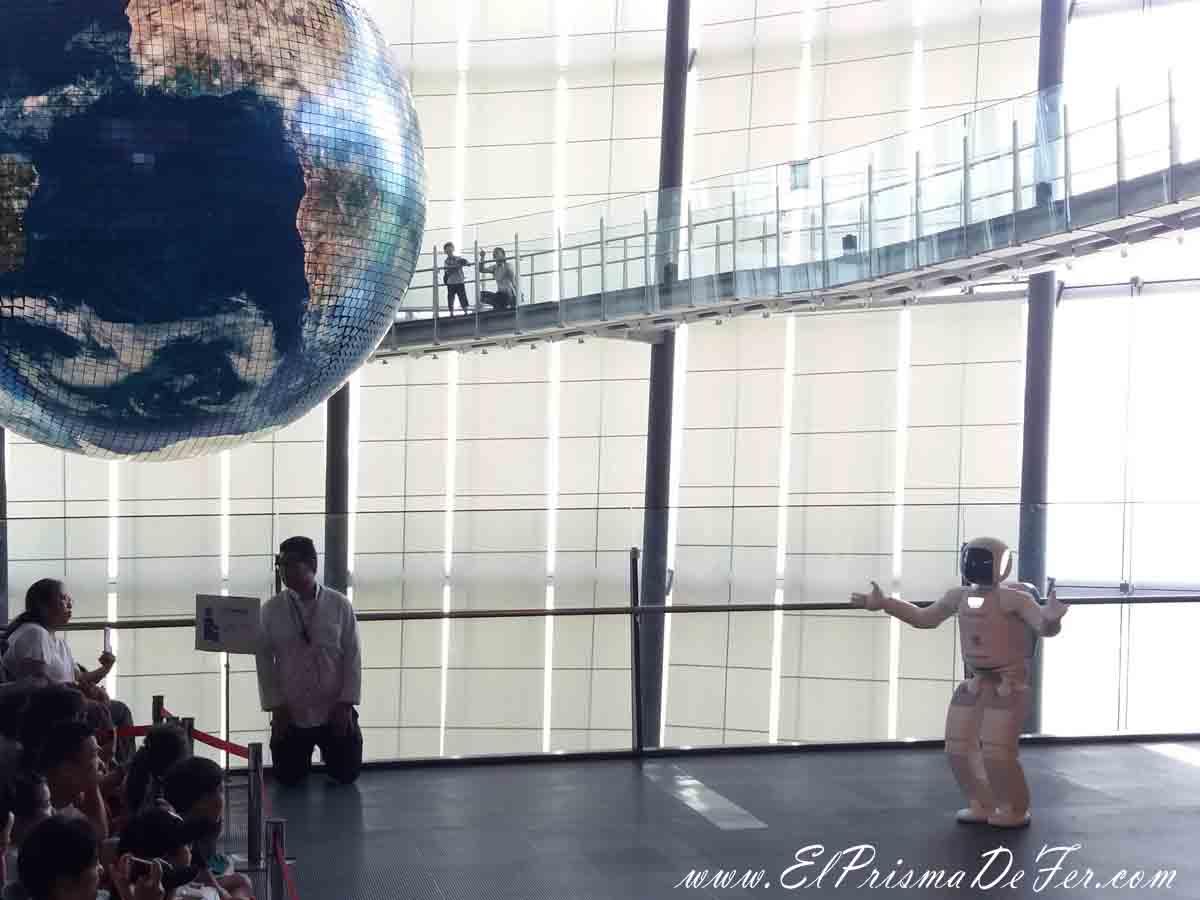 Museo Nacional de Ciencias e Innovación - Museo Miraikan