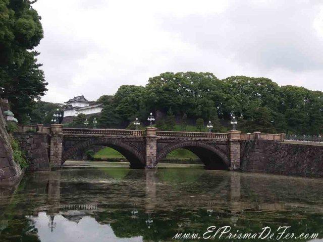 Palacio imperial de Tokio