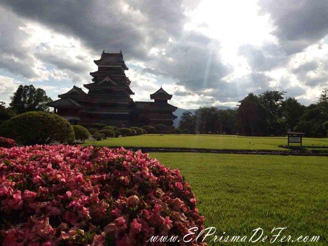 Castillos de Japón: Matsumoto