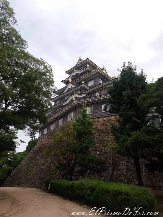 Castillos de Japón: Okayama