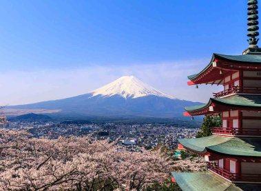 Subir el Monte Fuji en Japón