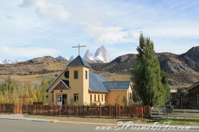 Iglesia del Chaltén