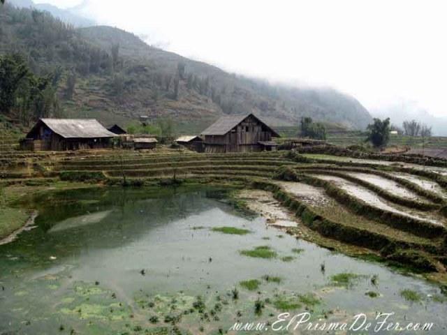 Pueblos rurales de Sapa