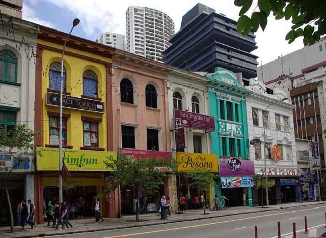 Little India en Kuala Lumpur - Foto por  Stefan Fussan