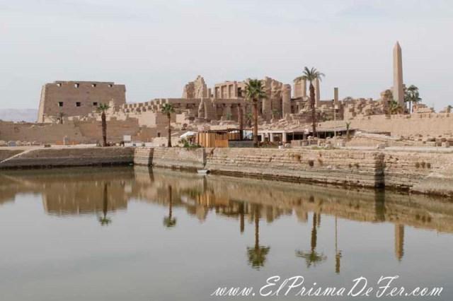 Itinerario en Luxor, Egipto.