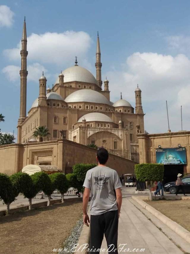 Mezquita de Alabastro o Mohammed Alí
