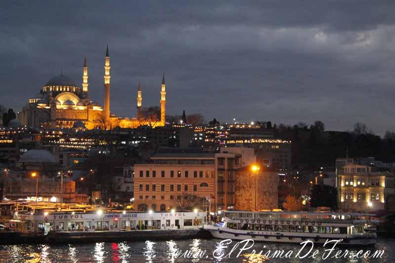 Un viaje por Estambul, Malta, Egipto, Jordania e Israel