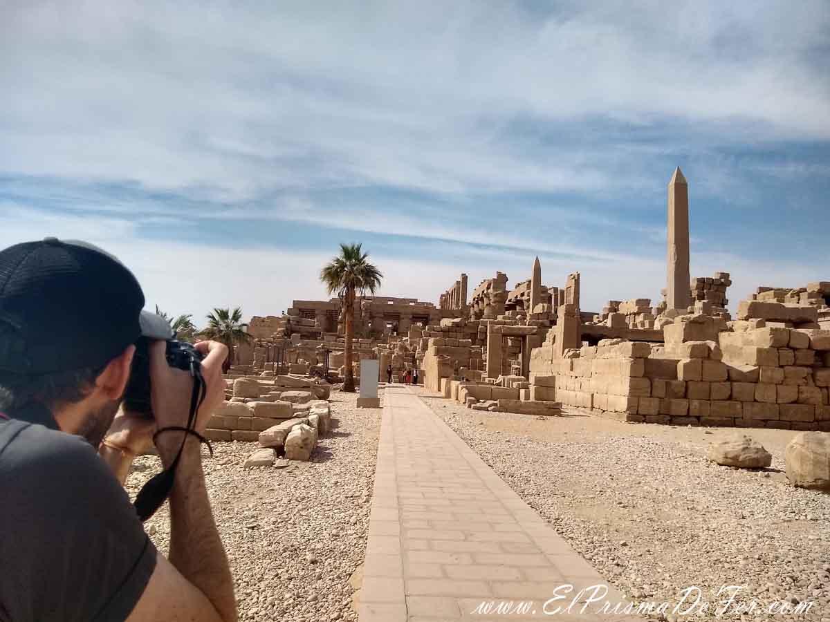 Luxor, capital del Imperio Egipcio antiguo