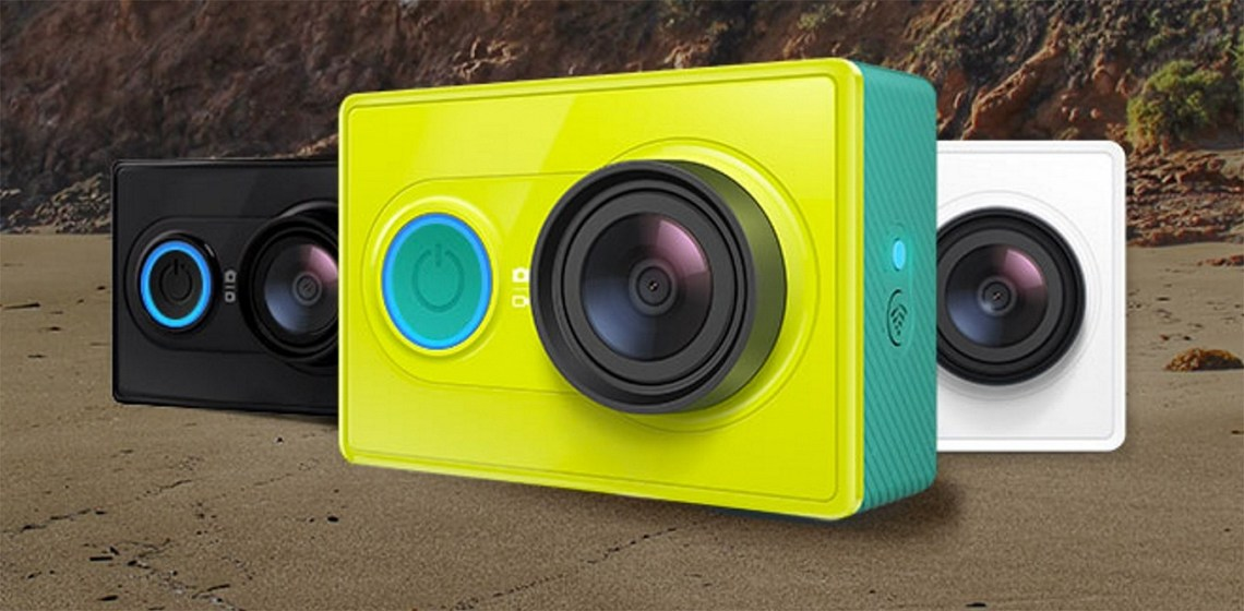 Image result for yi action camera