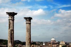 Cielos de Roma