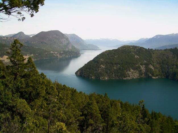 Lago Lácar, Argentina, foto de Leonardo Ivars