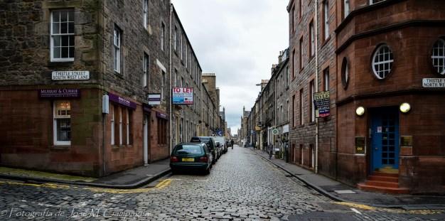 Calles de Edimburgo 2