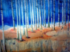 De bosques y cortezas II