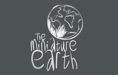 LA TIERRA EN MINIATURA . THE MINIATURE EARTH