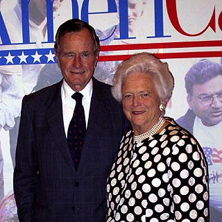 bushes_AmeriCares