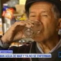 EL AGUA DEL MAR ES POTABLE Y TERAPÉUTICA: TE LO ESTÁN OCULTANDO