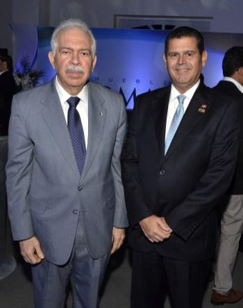 Foto 3 Luis Molina Achecar y William Read