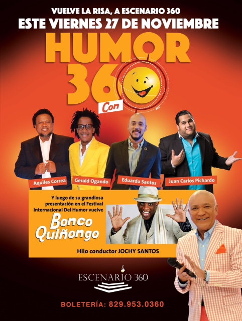 Humor 360 Arte