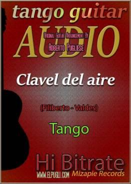 Clavel del aire mp3 tango en guitarra Roberto Pugliese