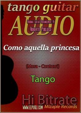 Como aquella princesa mp3 tango en guitarra
