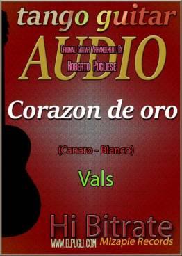 Corazón de oro mp3 vals en guitarra Roberto Pugliese