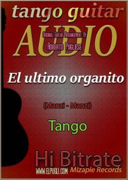 El último organito mp3 tango en guitarra por Roberto Pugliese