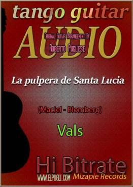 La pulpera de Santa Lucia mp3 vals en guitarra por Roberto Pugliese