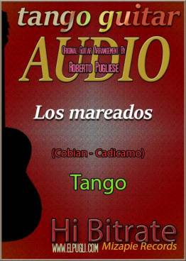 Los mareados mp3 tango en guitarra