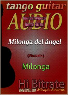 Milonga del angel mp3 milonga en guitarra