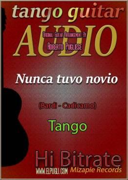 Nunca tuvo novio mp3 tango