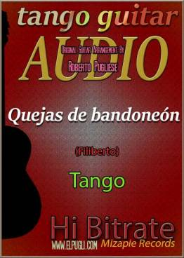 Quejas de bandoneon mp3 tango en guitarra