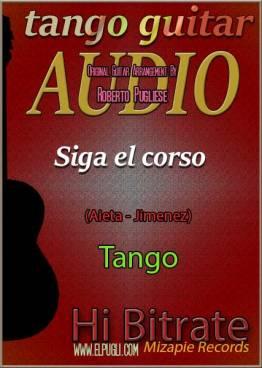 Siga el corso mp3 tango en guitarra por Roberto Pugliese