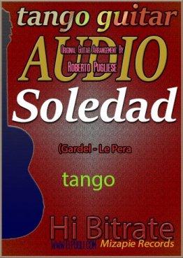 Soledad mp3 tango guitarra Roberto Pugliese