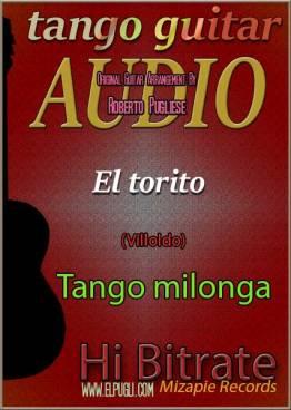 El torito mp3 milonga en guitarra por Roberto Pugliese