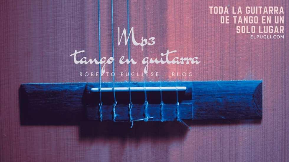 Mp3 de tango en guitarra