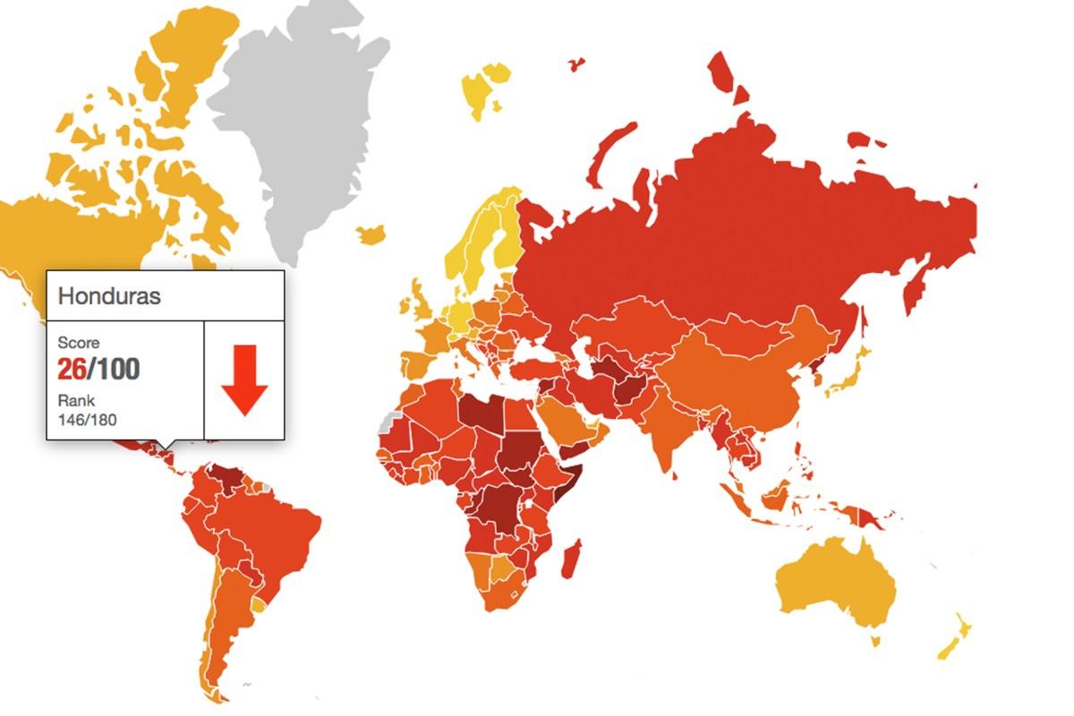 ¿Qué evalúa la Percepción de Corrupción?