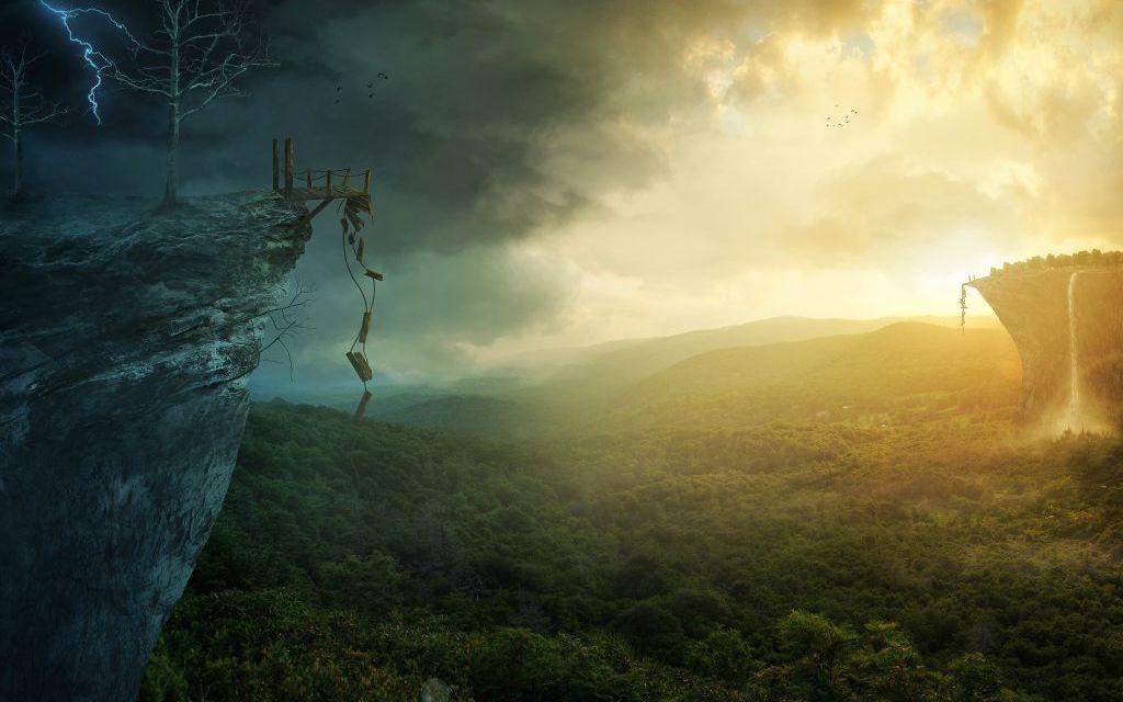 Valorem el fet de que una persona hagi d'abandonar la seva terra, per trobar un món nou?