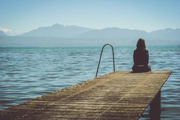 En soledat i en silenci?