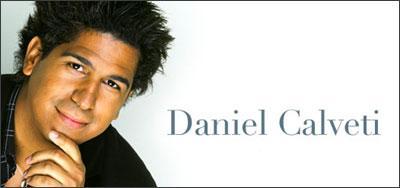 Daniel Calveti, Biografía Daniel Calveti