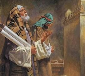 fariseo, publicano, parabola