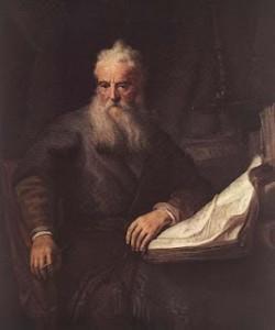 Apostol Pablo, Saulo de tarso, foto, personaje biblico, bosquejo