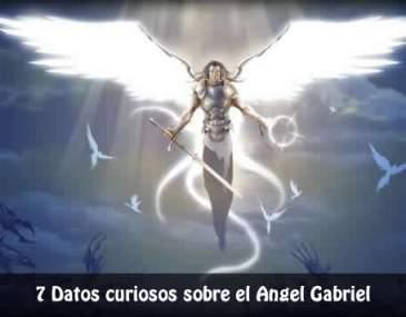 angel Gabriel, arcangel, curiosidades, angeles, Dios, cielo
