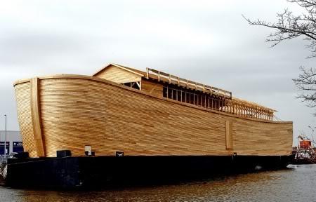 Arca de Noé, genesis, diluvio, relato biblico, biblia, comprobacion, real
