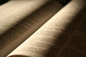biblia, palabra de Dios